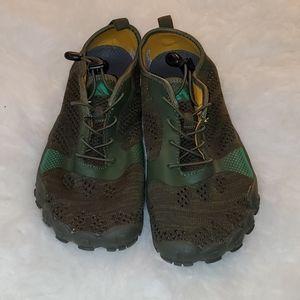 5 finger soft run shoes